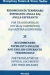 Rekomendata terminaro Esperanto-Angla kaj Angla-Esperanto